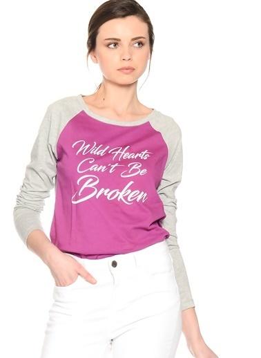 T-Box Sweatshirt Mor